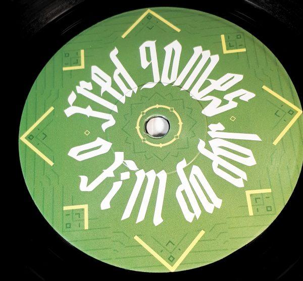"""Fred Gomes & I Neurologici """"O Fim Da Dor"""" (Vinyl 7"""")"""